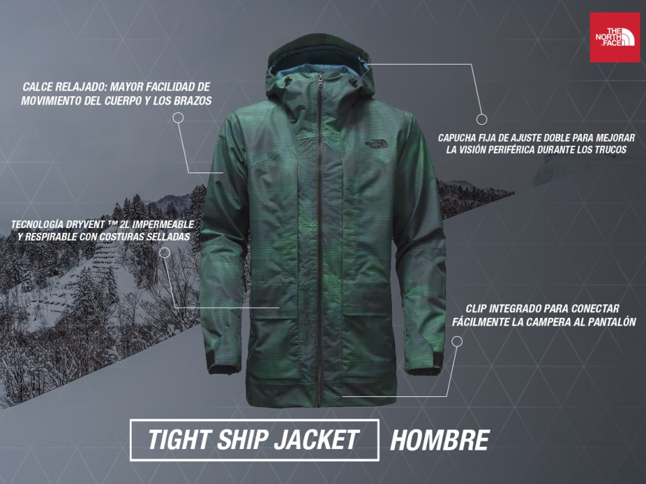 TIGHT SHIP JACKET